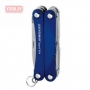 Мультитул LEATHERMAN SQUIRT ES4 BLUE 831201