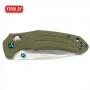 Нож Firebird F7611 зеленый