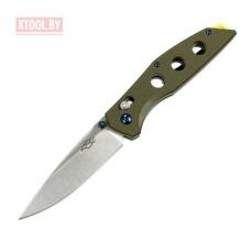 Нож Firebird FB7621, зеленый