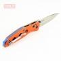 Нож Firebird FB7621, оранжевый