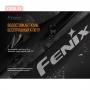 Поясная сумка Fenix AFB-10 голубая
