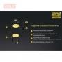 Аккумулятор NITECORE NL1826R 18650 LI-ION 3.7v 2600mA 16809 + USB