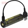 Аккумулятор NITECORE NL1834R 18650 LI-ION 3.7v 3400mA 16808 + USB