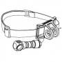 Налобный фонарь Armytek Tiara Pro A1 Silver Warm