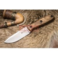 Нож Kizlyar Supreme Colada AUS-8 Satin Walnut