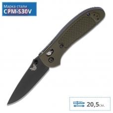 Нож BENCHMADE 551BKOD-S30V GRIPTILIAN