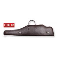 Кейс кожаный Stich Profi ЛЮКС с увеличенной оптикой, длина - 100-135 см.