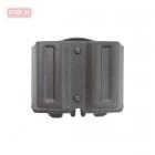 Паучер Stich Profi двойной пластиковый с креплением краб (MOLLE) (Размер №4) Вектор, Glock 17