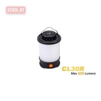 Фонарь Fenix CL30R черный