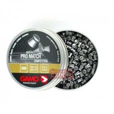 Пули для пневматического оружия Gamo Pro-Match (500 шт)