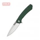 Нож Adimanti by Ganzo Neformat (Skimen design) зеленый