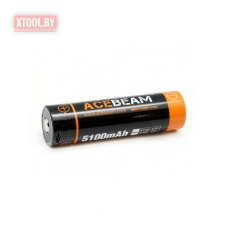 Аккумулятор Acebeam IMR 21700 3,7 В 5100 mAh (+USB порт зарядки)