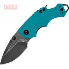 Нож KERSHAW 8700TEALBW SHUFFLE