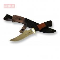 Нож Лис из кованной стали 95х18
