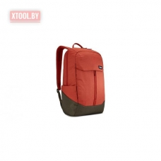 Рюкзак Thule Lithos Backpack 20L, Rooibos/Forest Night (TLBP-116)