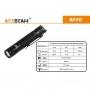 Фонарь Acebeam M20 black