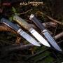 Нож АиР Бекас (граб) 95х18