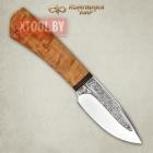Нож АиР Добрый (карельская береза) 95х18