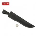 Ножны (чехол) из кожи ЧН-190, черные