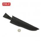 Ножны (чехол) из кожи ЧН-170, черные
