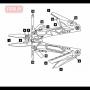 Мультитул LEATHERMAN OHT BLACK с нейлоновым чехлом, блистер