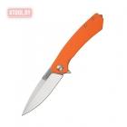 Нож Adimanti by Ganzo Neformat (Skimen design) оранжевый