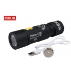 Фонарь Armytek Prime C1 XP-L Magnet USB (теплый свет) + 18350 Li-Ion