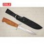 Нож АиР Штрафбат (карельская береза), 95Х18