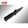 Нож Кизляр Страж, пластиковые ножны, черный