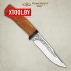 Нож АиР Стрелец (карельская береза)