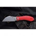 Нож Brutalica Tsarap Folder (Царап) red