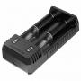 Зарядное устройство Nitecore UI2 двухканальное