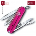 Нож-брелок VICTORINOX CLASSIC ROSE EDITION 0.6203.T5