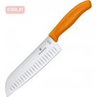 Нож сантоку VICTORINOX SWISSCLASSIC 6.8526.17L9B
