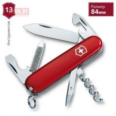 Нож VICTORINOX SPORTSMAN 0.3803.B1 блистер