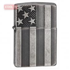 Зажигалка Zippo Armor US Flag