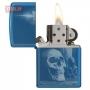 Зажигалка Zippo Skull Design