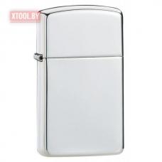 Зажигалка Zippo Slim® Sterling Silver