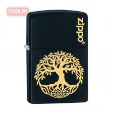 Зажигалка Zippo Tree of Life
