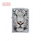 Зажигалка Zippo White Tiger Face
